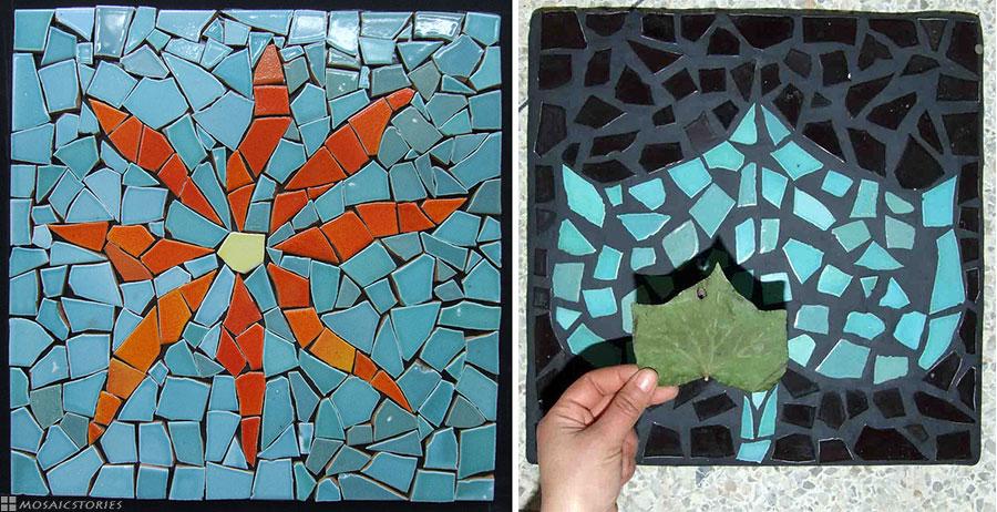 Stepping Stone Bits-Ceramic Japanische Trittsteine Bits-Keramik Steine