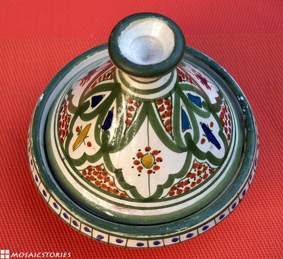 Tajine aus Marokko mit Maroni Rezept
