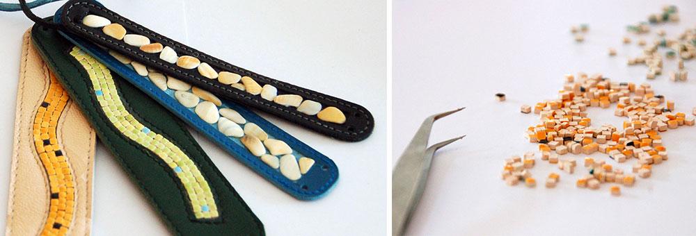 Alea Mosaik Bausatz Armbänder