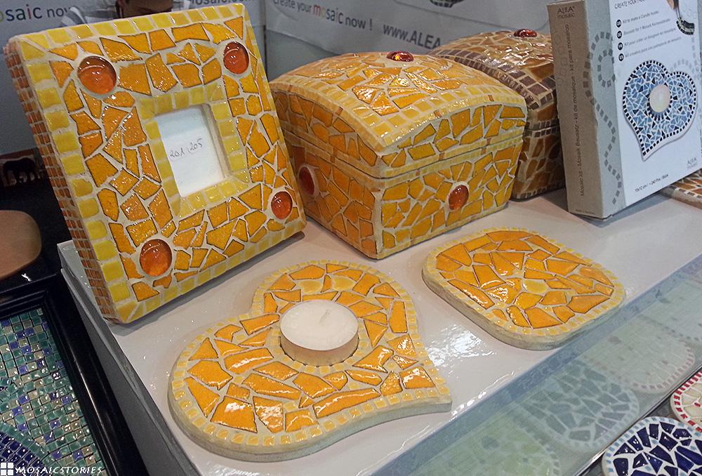 Dekoration aus Keramik - Alea Mosaik