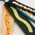 Armbänder mit Nano Keramik Steinchen